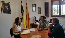Visita delegada del govern