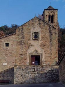 Façana església