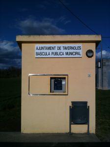 Bàscula municipal