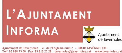 L'Ajuntament Informa
